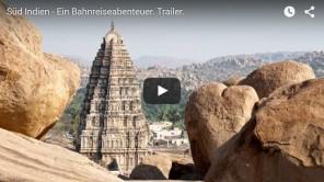 """[Video] Trailer Multivisionsshow """"Süd Indien – Ein Bahn-Reise-Abenteuer"""""""