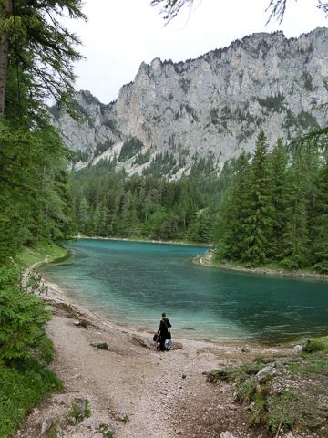 Bild: Grüner See
