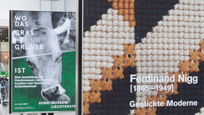 Bild: Kunstmuseum Liechtenstein in Vaduz