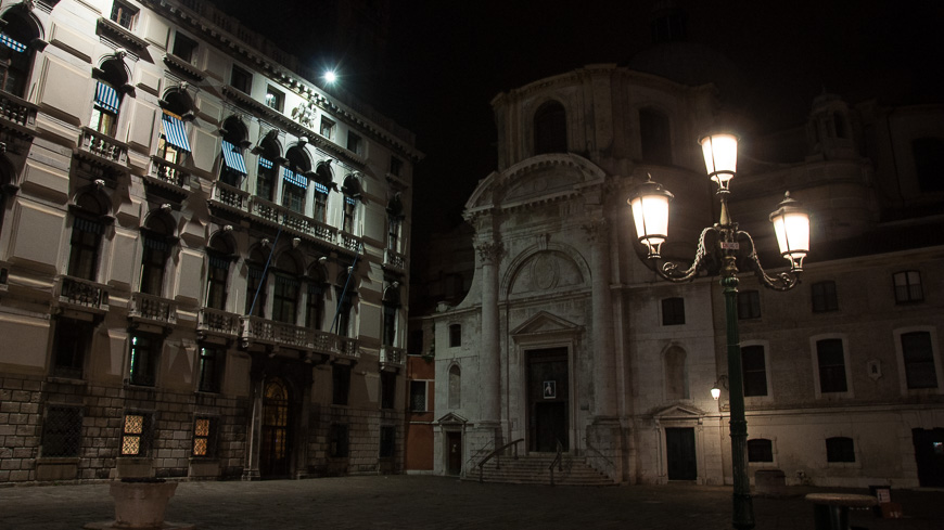 Bild: Venedig - Campo San Geremia