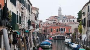 Bild: Kanal Rio Gaffaro in Venedig
