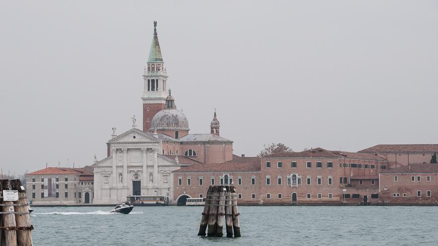 Bild: Kirche San Giorgio Maggiore