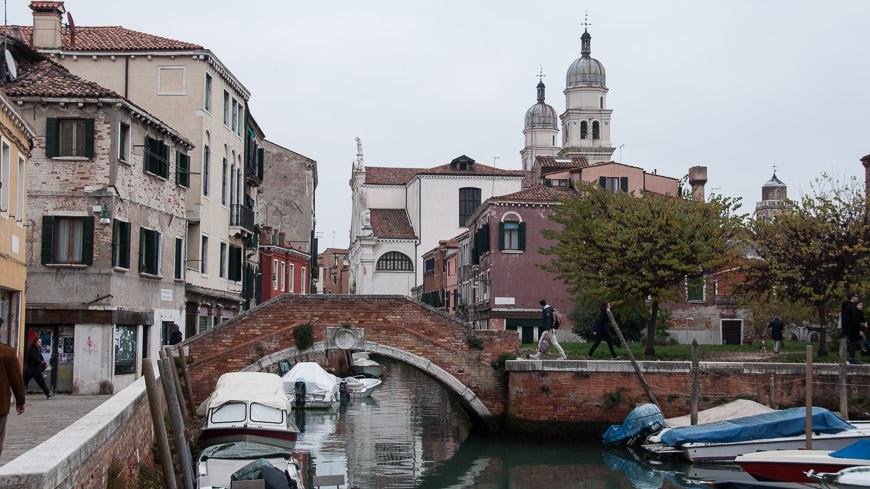 Bild: Venedig Dorsoduro