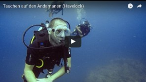 [Video] Tauchen auf Havelock (Andamanen)