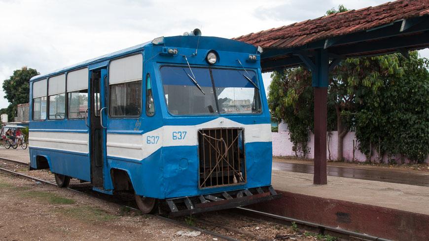 Bild: Zug Trinidad - Casilda