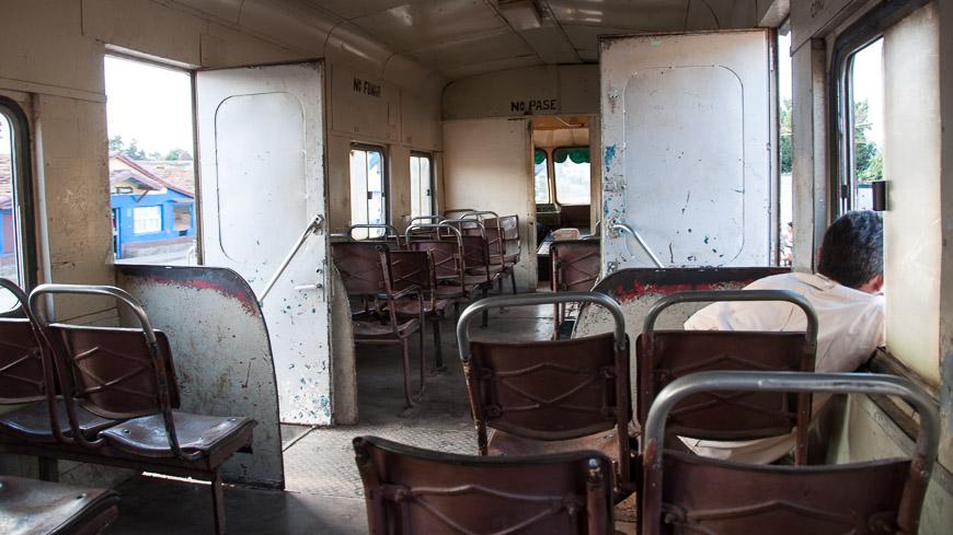 Bild: Zug von Trinidad nach Meyer