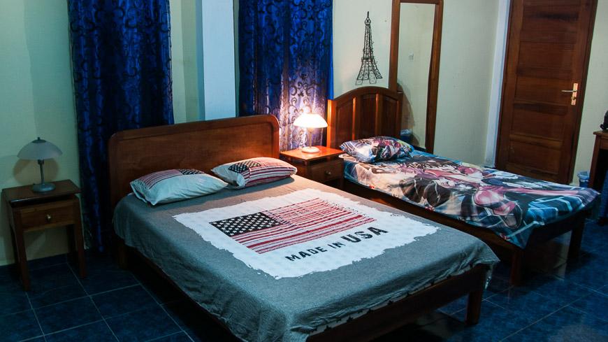 Bild: Casa Particular in Santiago de Cuba