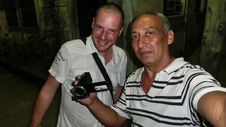 Bild: Gerhard und Elias Baracoa