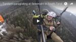 [Video] Tandem-Paragliding auf der Seiseralm in Südtirol