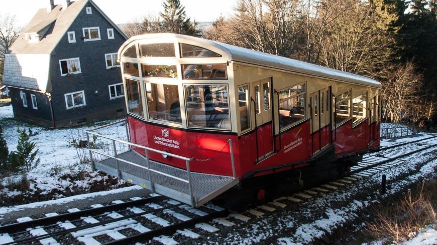 Bild: Oberweißbacher Bergbahn