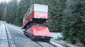 Oberweißbacher Bergbahn: Bahnausflug mit technischen Besonderheiten