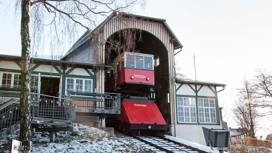 Bild: Oberweißbacher Bergbahn - Bergstation