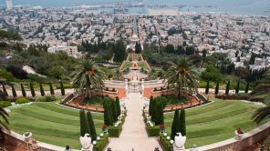 Sightseeing in Haifa: Mit der Karmelit U-Bahn zu den Bahai Gärten