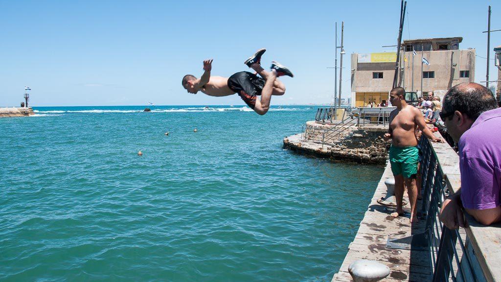 Hafen in Jaffa