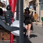 Kunsthandwerksmarkt in Jaffa