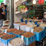Geschäft am Lewinsky Market