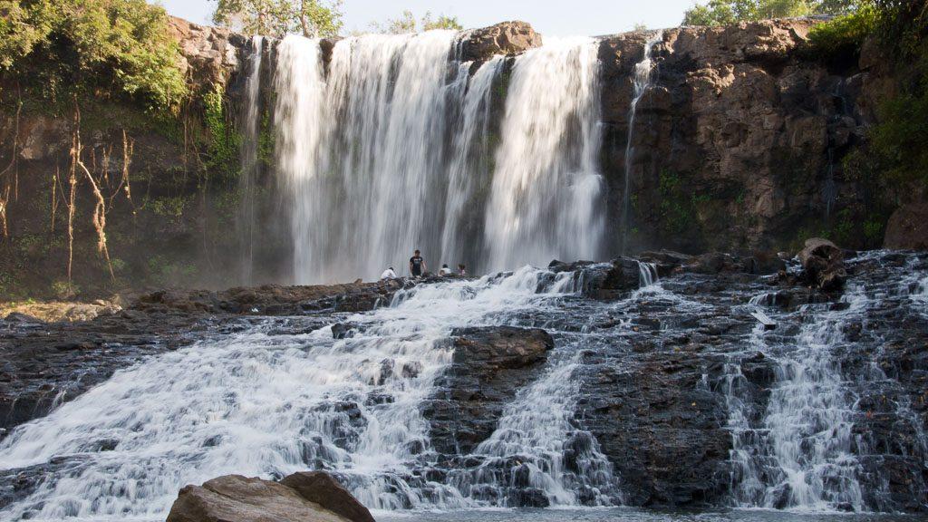 Bou-Sraa-Wasserfall