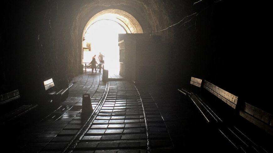 Tunnel in Rosh HaNikra