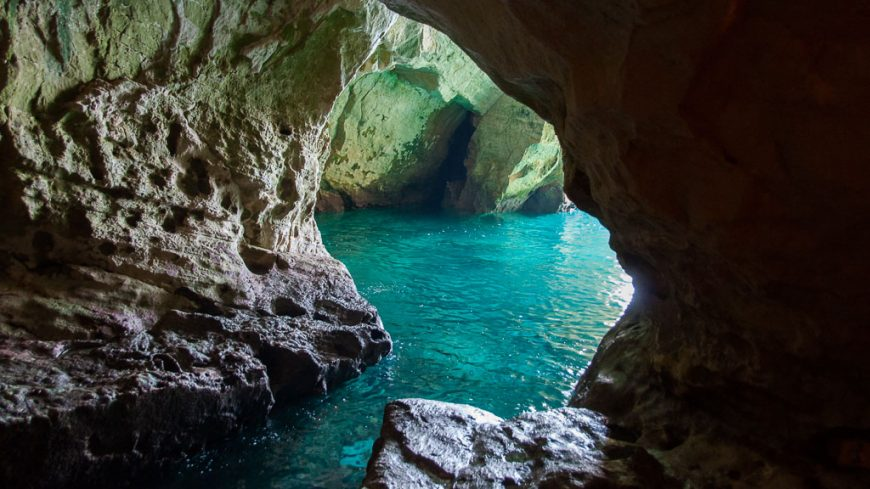Grotte in Rosh HaNikra