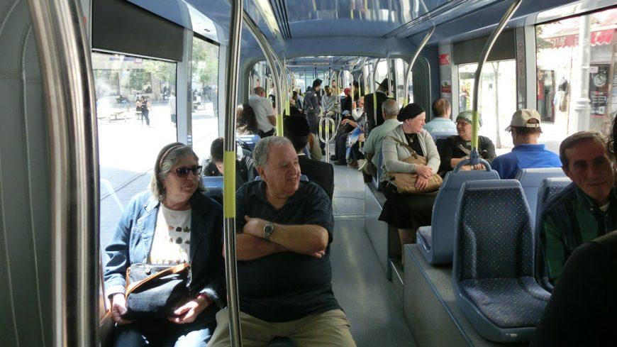 Stadtbahn Jerusalem