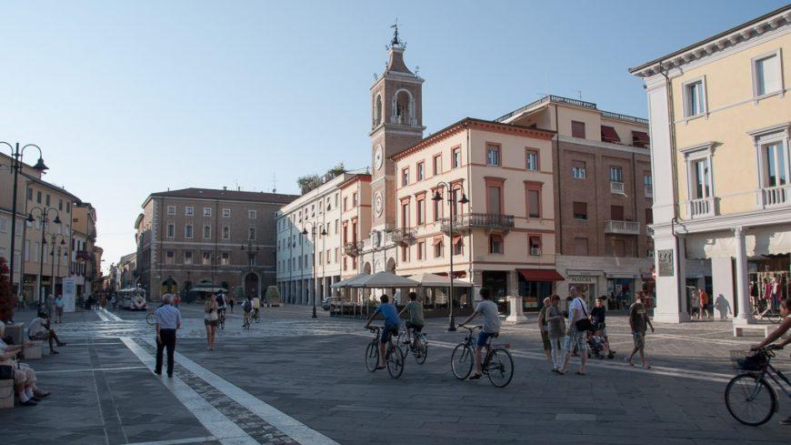 Altstadt von Rimini