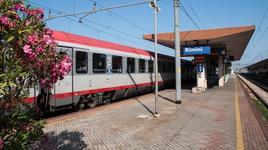Rimini Bahnhof