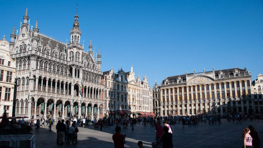 Brüssel - Grand Place