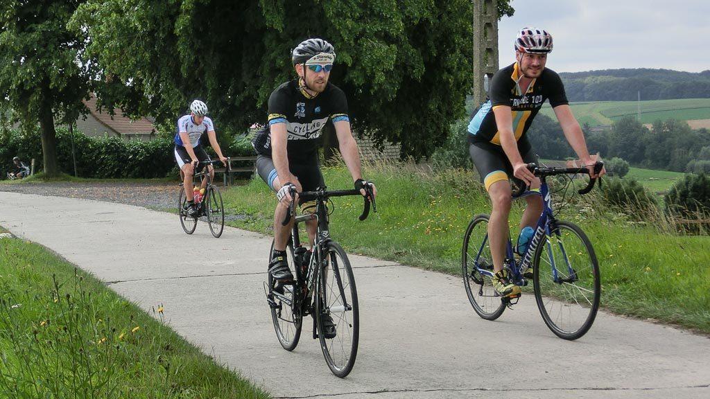 Rennradfahren in Flandern ist ein einmaliges Erlebnis