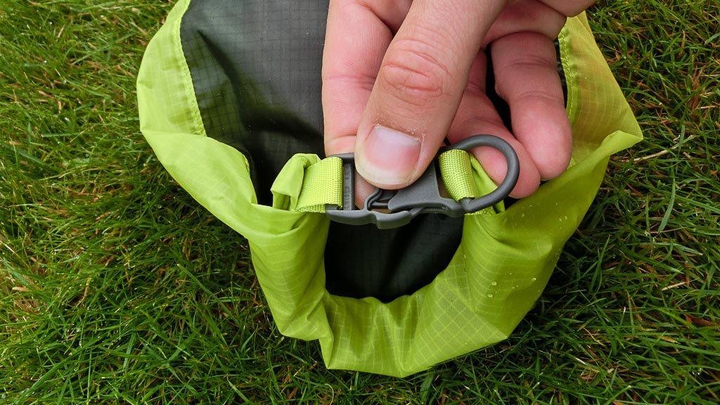 Osprey Drypack 3 Liter verschlossen