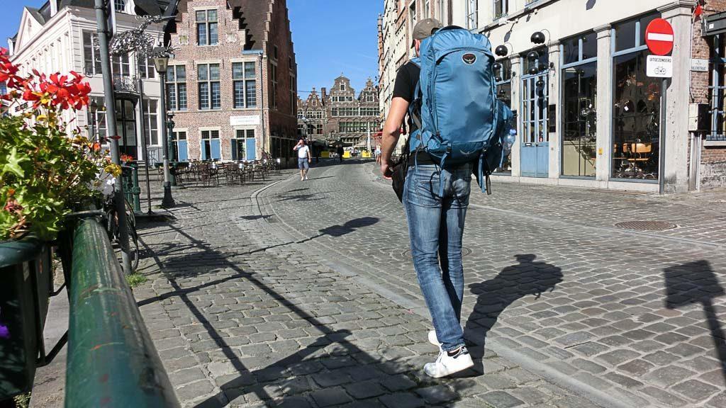 Osprey Farpoint Rucksack in Gent