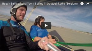 [Video] Strandsegeln in Oostduinkerke