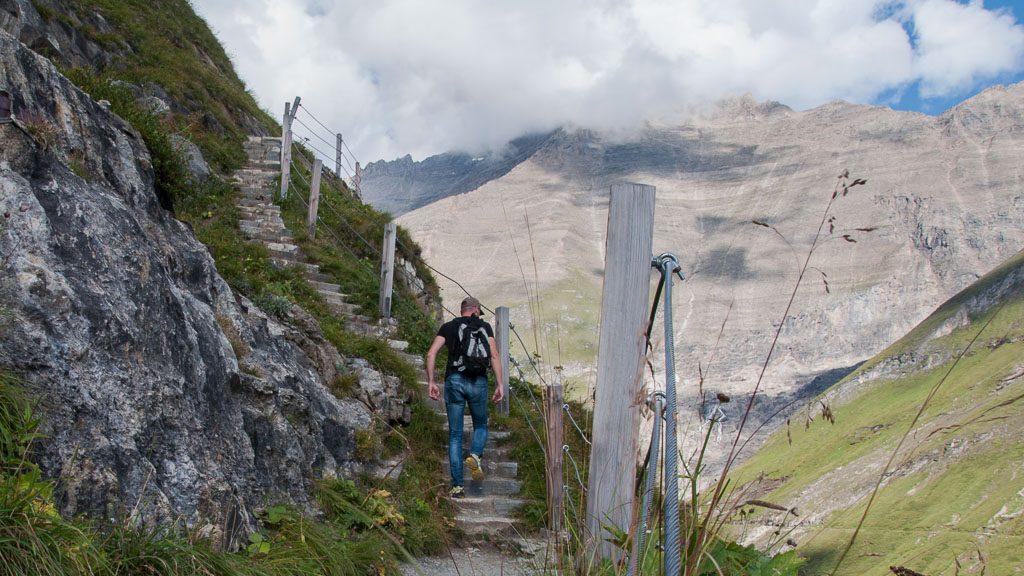 Thema im Oktober bei #7ways2travel: Wandern