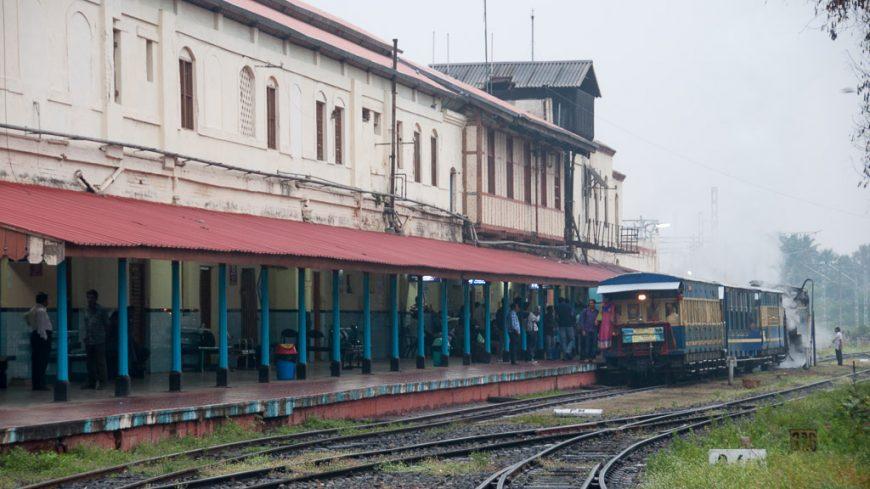 Bahnhof Mettupalayam (Mettupalaiyam)