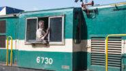 Diesellok der Nilgiri Mountain Railway