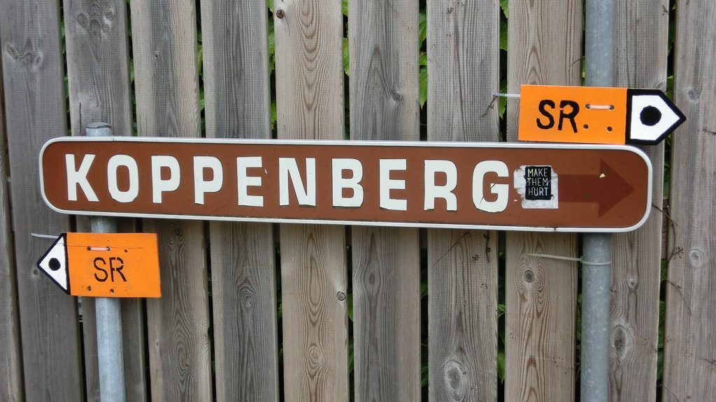Koppenberg-Tafel