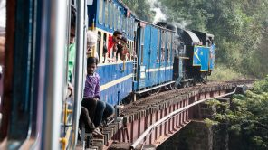 [Video] Nilgiri Mountain Railway in Indien