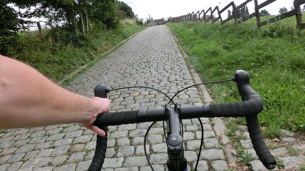 Rennrad am Paterberg