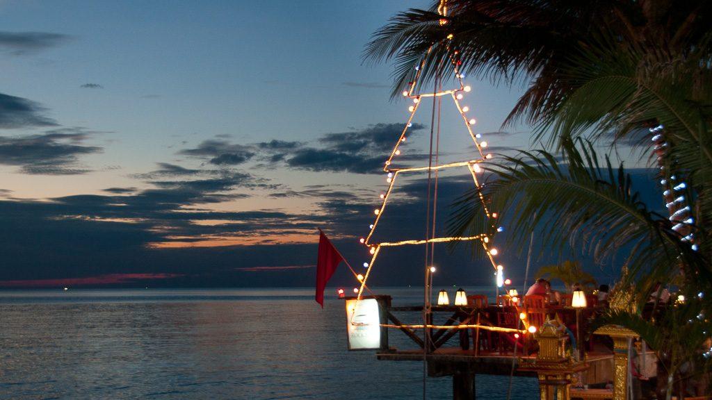 Weihnachtsbaum Thailand