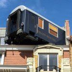 Train Hostel Brüssel: Eine Nacht im Eisenbahn-Hotel