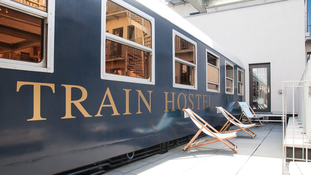 Train Hostel Schlafwagen
