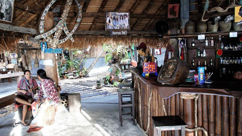 Hippies Bar am Ao Yai Beach