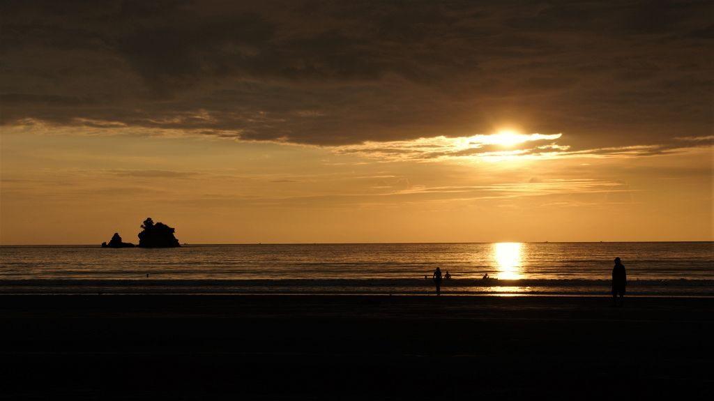 Koh Phayam - Ao Yai Sonnenuntergang