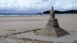 Entspannter Ao Yai Beach auf Koh Phayam