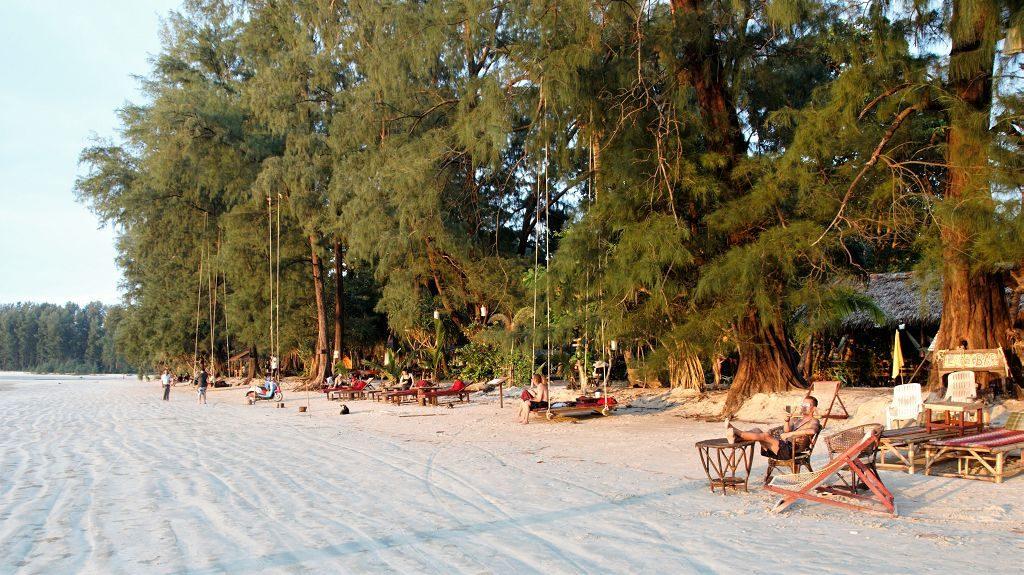 Koh Phayam Ao Yai Beach