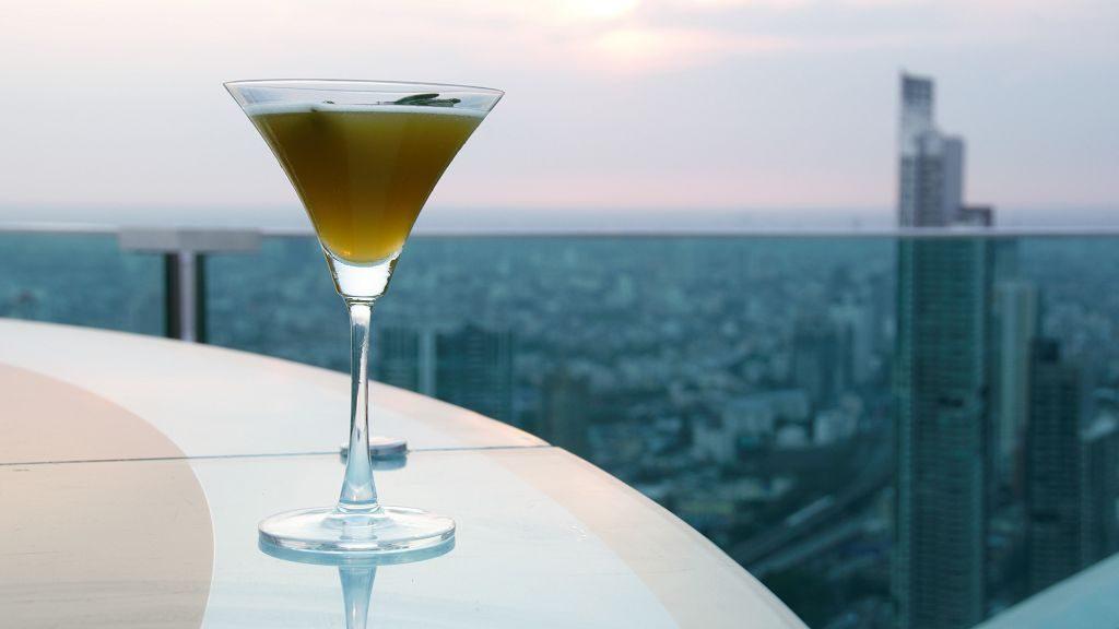 Lebua Bangkok Hangovertini Cocktail