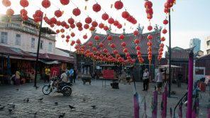 George Town auf Penang: Ganz Asien an einemOrt