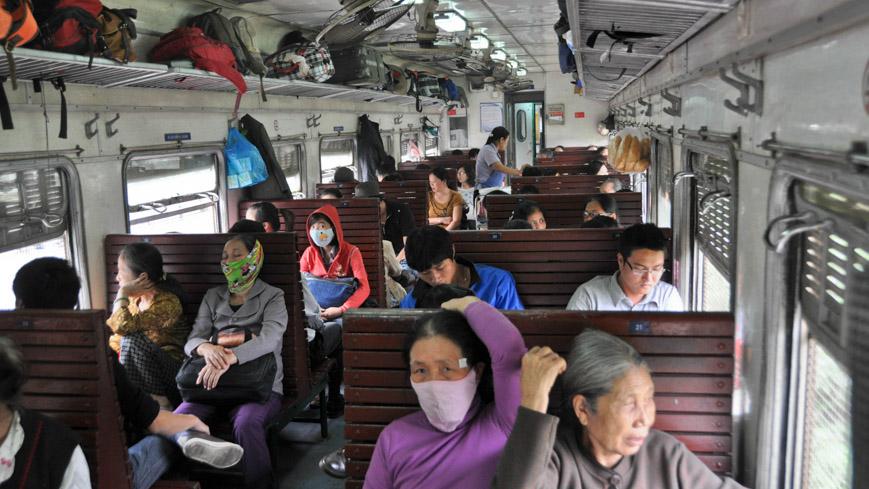 Hardseater Waggon in Vietnam