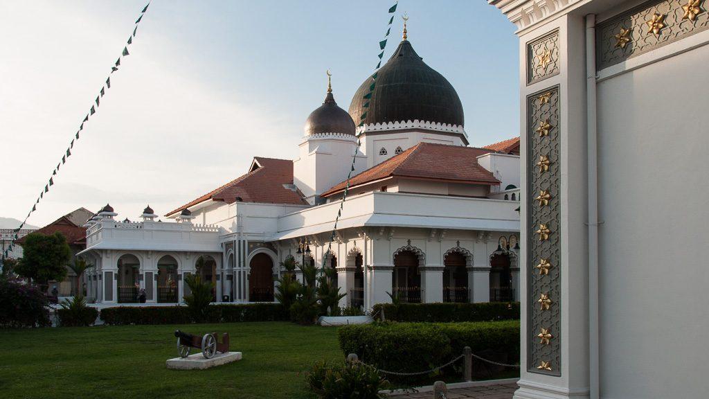 Kapitan Keling Moschee in George Town - Penang