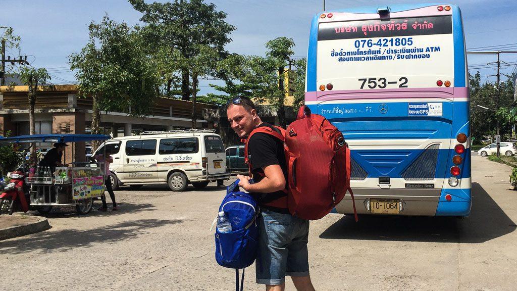Osprey Rucksäcke für Backpacker in Südostasien