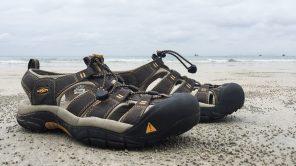Keen-Sandalen: Auf Reisen seit 7 Jahren zuverlässiger Begleiter